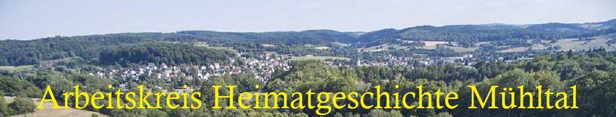 Heimatgeschichte Mühltal